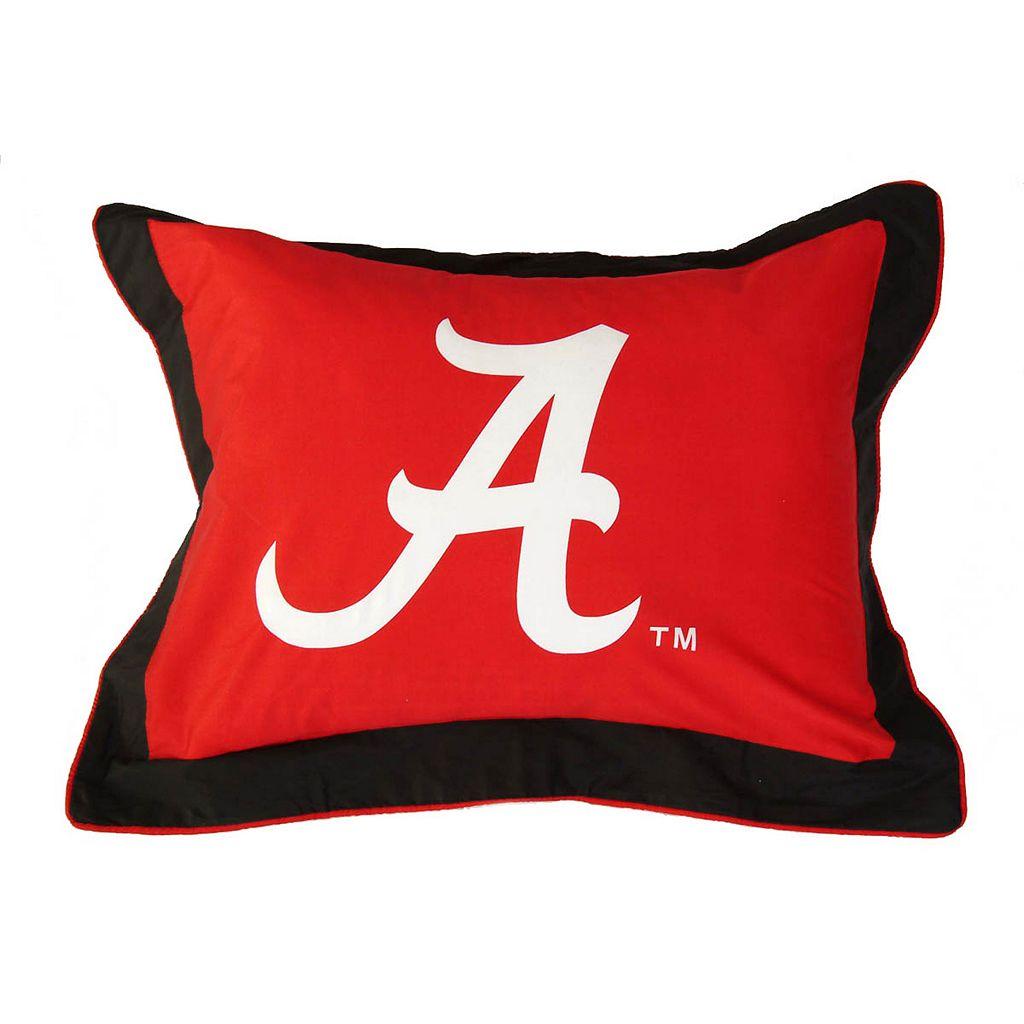 College Covers Alabama Crimson Tide Printed Pillow Sham