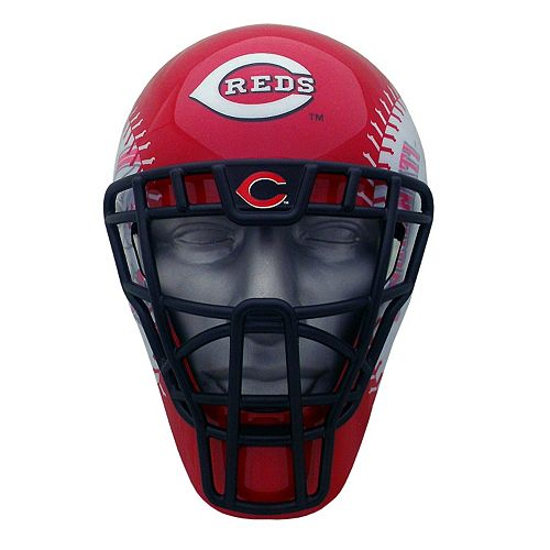 Cincinnati Reds Foam FanMask