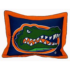 College Covers Florida Gators Printed Pillow Sham