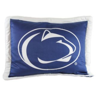 College Covers Penn State Nittany Lions Printed Pillow Sham
