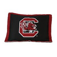 College Covers South Carolina Gamecocks Printed Pillow Sham