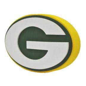 Green Bay Packers 3D Foam Logo