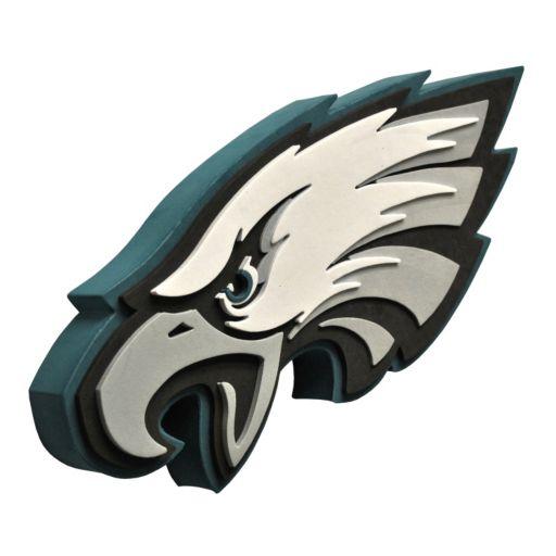 Philadelphia Eagles 3D Foam Logo