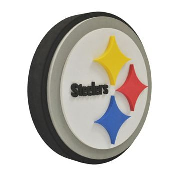 Pittsburgh Steelers 3D Foam Logo