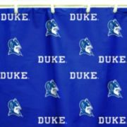 College Covers Duke Blue Devils Printed Shower Curtain Cover
