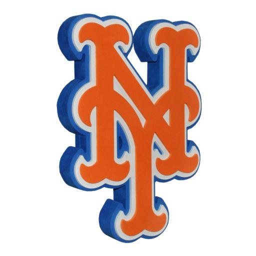 New York Mets 3D Foam Logo