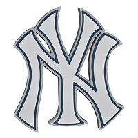 New York Yankees 3D Foam Logo