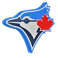 Toronto Blue Jays 3D Foam Logo