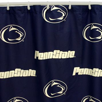 College Covers Penn State Nittany Lions Printed Shower Curtain Cover