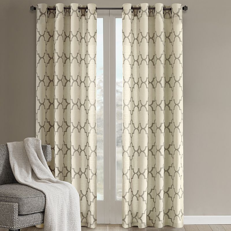 Polyester Cotton Drapes Panel