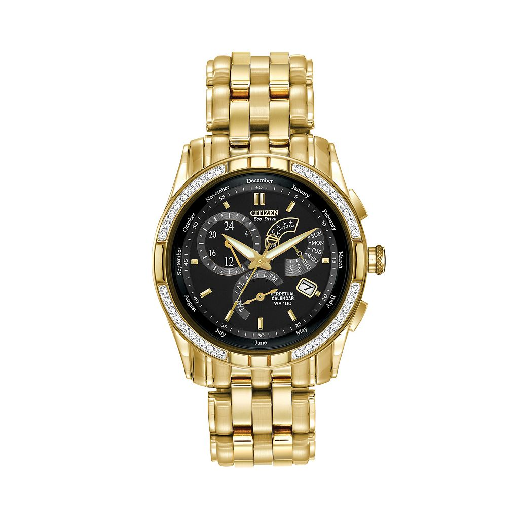 Citizen Men's Eco-Drive Calibre 8700 Stainless Steel Watch - BL8042-54E