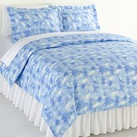 Elite Home Products Horizons 3-pc. Duvet Cover Set - King
