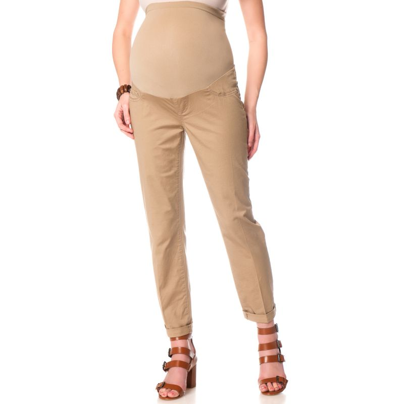 Oh Baby by Motherhood Secret Fit Belly Cuffed Chino Pants - Maternity