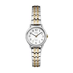 c6a8f7376 Timex Women's Easy Reader Stainless Steel Watch