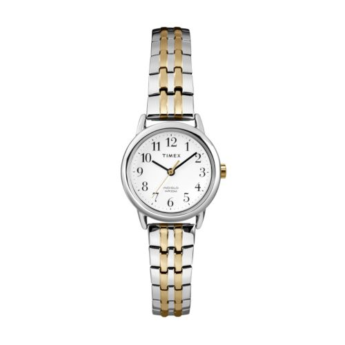 Timex Watch - Women's Easy Reader Stainless Steel