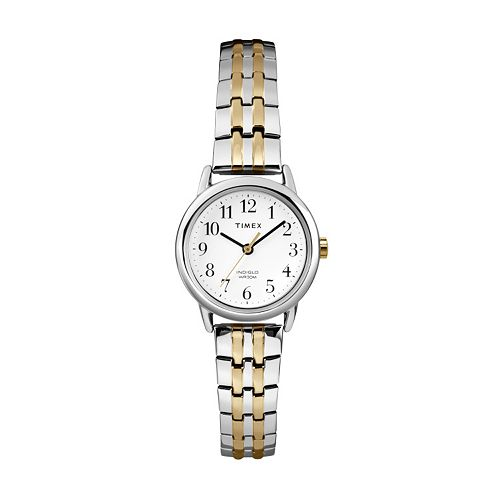 Timex Women's Easy Reader Stainless Steel Watch