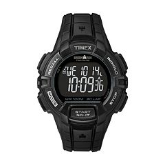 Timex Men's Ironman Rugged Sport 30-Lap Digital Chronograph Watch