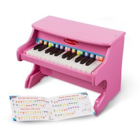 Melissa and Doug Pink Piano