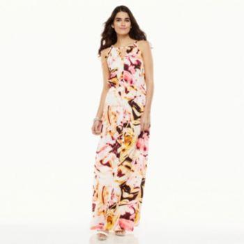 Sale alerts for  Jennifer Lopez Satin Halter Maxi Dress - Women's - Covvet