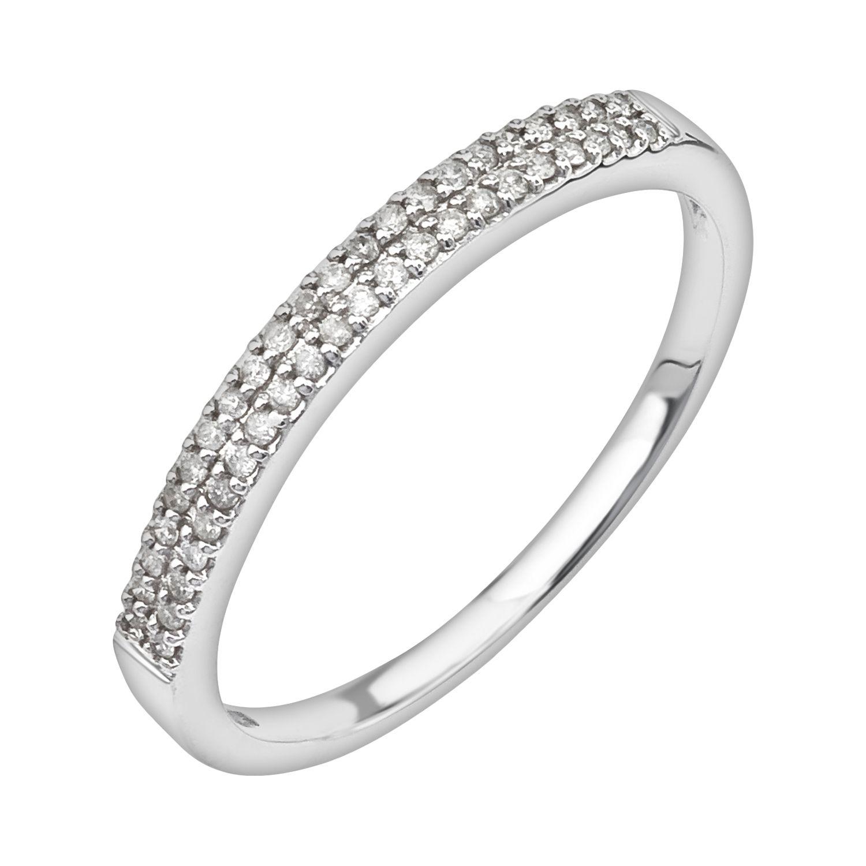 Beautiful Lauren Conrad Wedding Ring Set