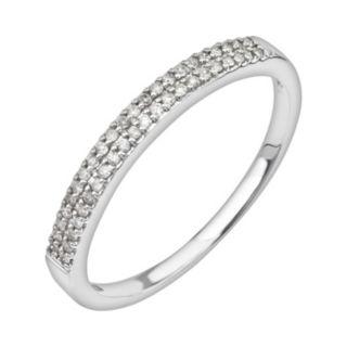 10k Gold 1/9-ct. T.W. Diamond Ring