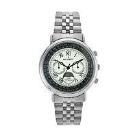 Peugeot Women's Stainless Steel Moon Phase Watch - 7090S