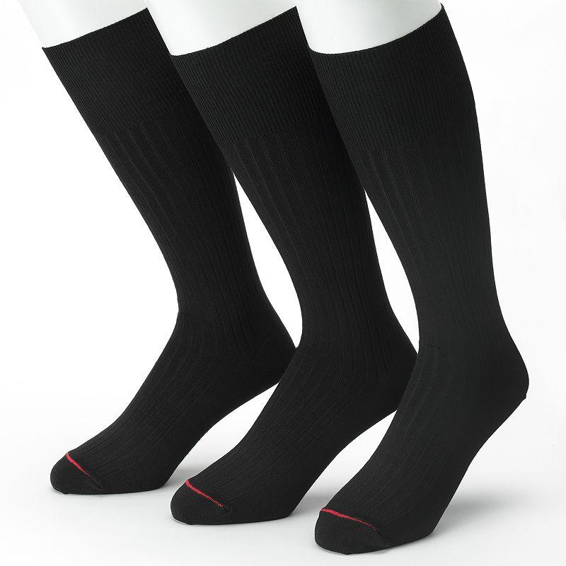 Jockey Staycool Ribbed Over-The-Calf Performance Socks - Men