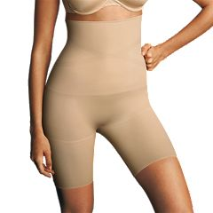 db6bd64f760 Maidenform Shapewear Slim Waister Seamless High-Waist Thigh Slimmer 12622 -  Women s