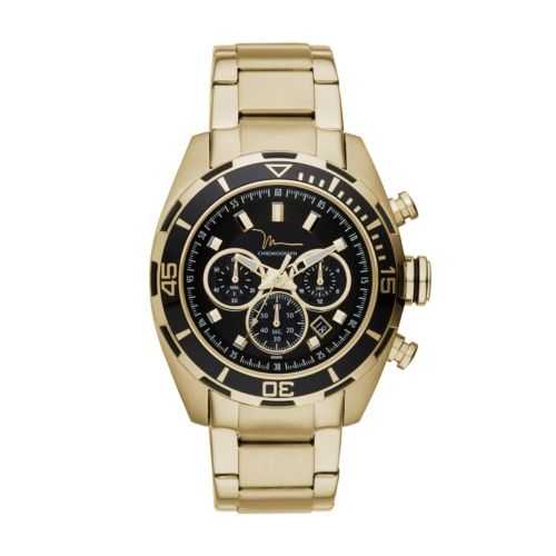 Marc Anthony Men S Stainless Steel Chronograph Watch