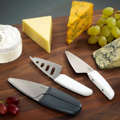 Joseph Joseph Duo Magnetic Cheese Knife Set