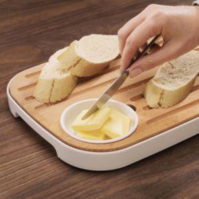 Joseph Joseph Slice and Serve Bread and Cheese Board