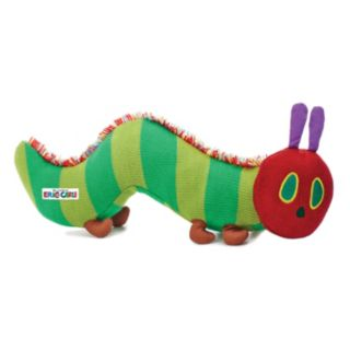 The World of Eric Carle Knit Caterpillar by Kids Preferred