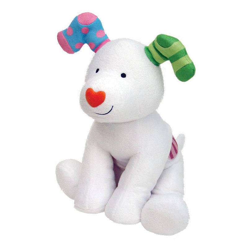 The Snowman Snow Dog Bean Bag Toy by Kids Preferred