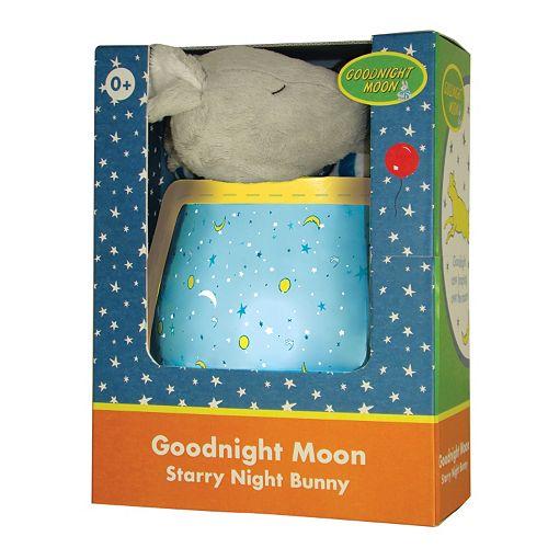 """Good Night Moon"" Starry Night Bunny by Kids Preferred"