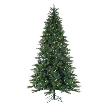 Sterling 7 1/2-ft. Longwood Pine Pre-Lit Artificial Christmas Tree - Indoor