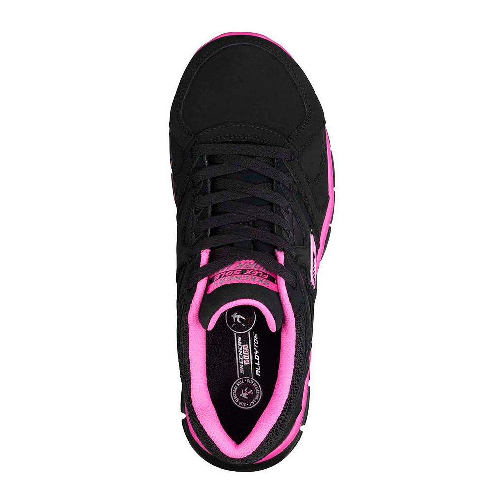 Skechers Synergy Sandlot Work Sneakers - Women