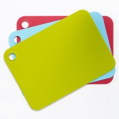 Joseph Joseph Pop 3 pc Chopping Mat Set