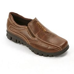 Deer Stags Stadium Boys' Slip-On Shoes