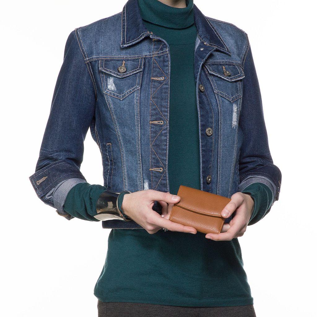 Apt. 9® Mini Trifold Wallet
