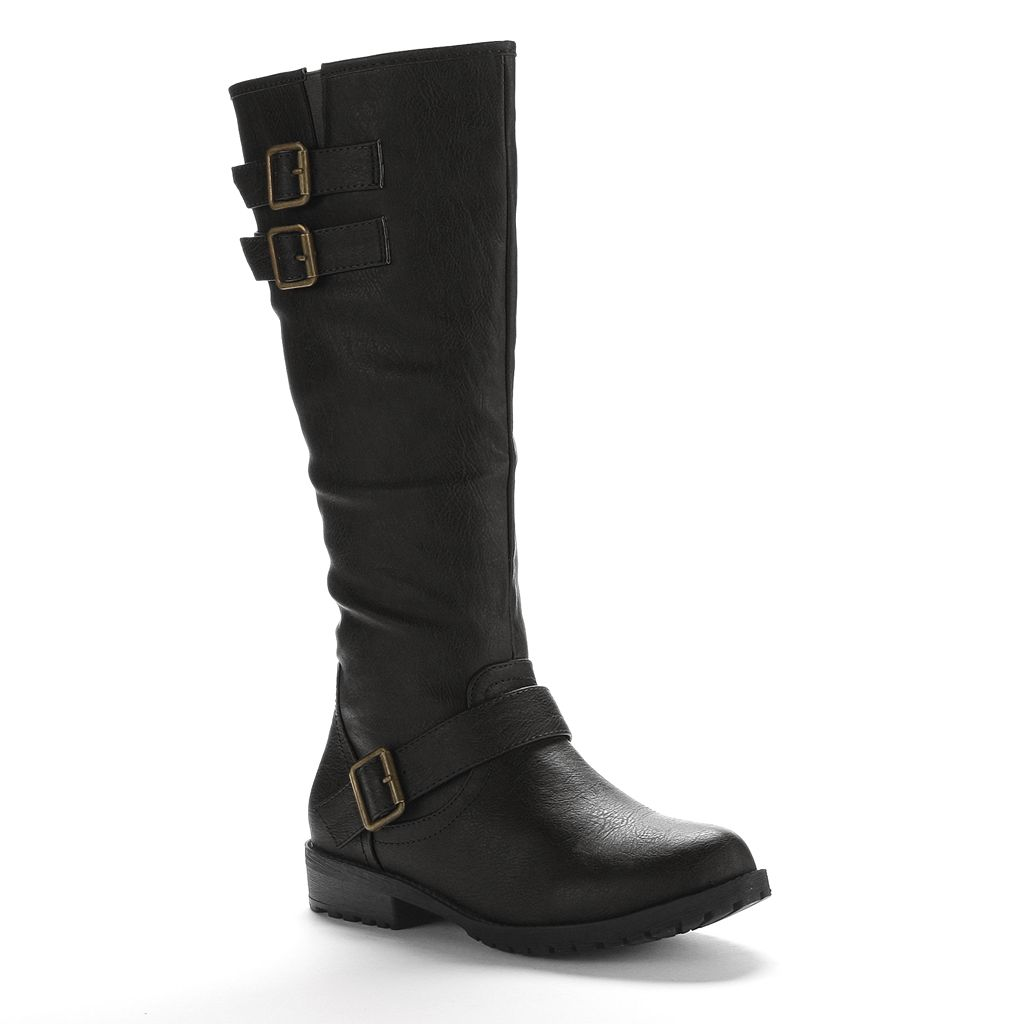 NYLA Marlow Women's Knee-High Boots