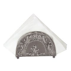 Old Dutch Victoria Embossed Napkin Holder
