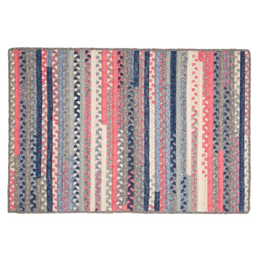Colonial Mills Perfect Print Braided Reversible Rug - 2' x 3'
