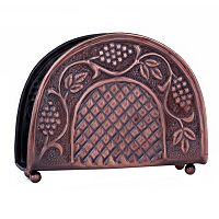 Old Dutch Heritage Embossed Napkin Holder