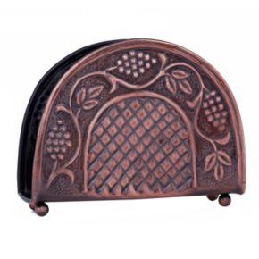 Old Dutch Heritage Embossed Napkin Holder