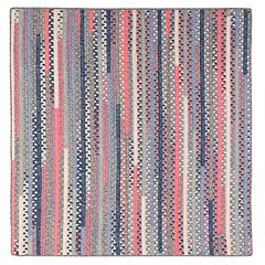 Colonial Mills Perfect Print Braided Reversible Rug - 6' Square