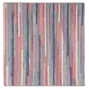 Colonial Mills Perfect Print Braided Reversible Rug - 8' Square