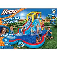 Deals on Banzai Slide N Soak Splash Park + Free $50 Kohls Cash