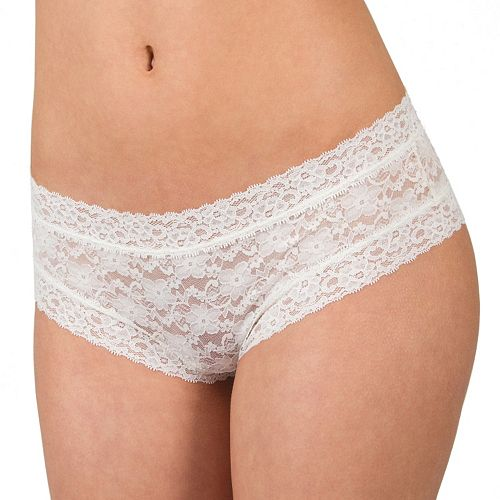 Candie's® Lace Cheeky
