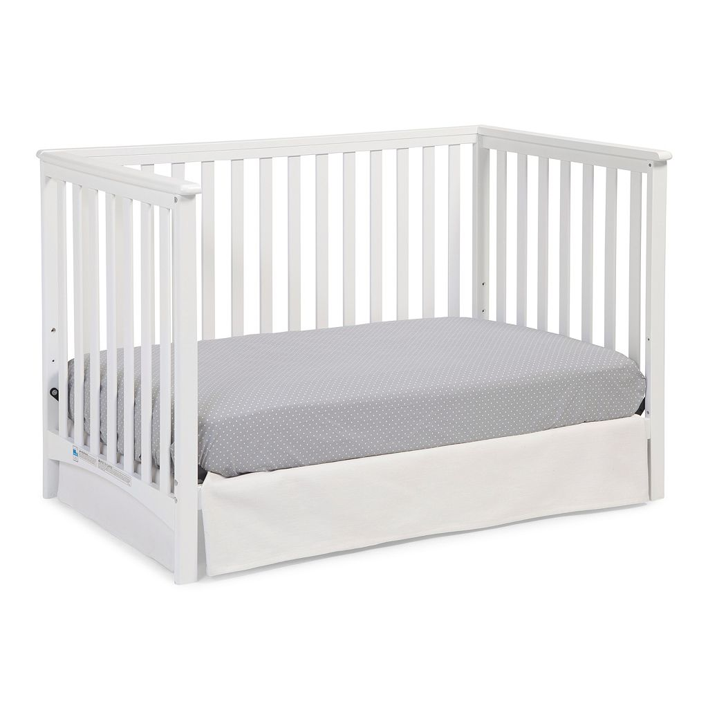 Stork Craft Hillcrest 4-in-1 Convertible Crib
