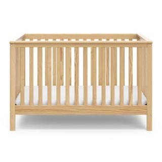 Stork Craft Hillcrest 4-in-1 Convertible Crib